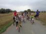 Cyklovýlet na farmu