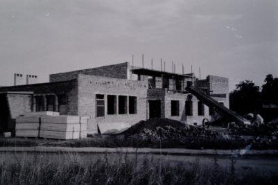 Hlízov od roku 1962 do roku 1989