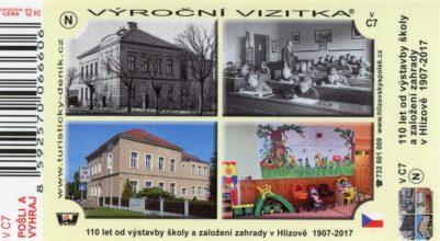 Výroční vizitka – 110 let školy