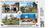 Absolventská turistická vizitka – Jarní putování 2018